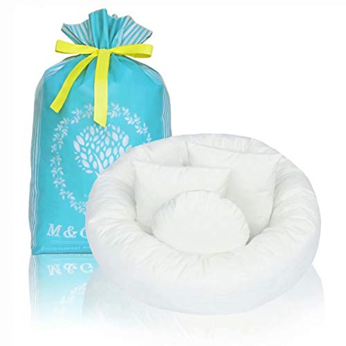4PC Newborn Photo Props | Baby Photography Basket Pictures Infant...