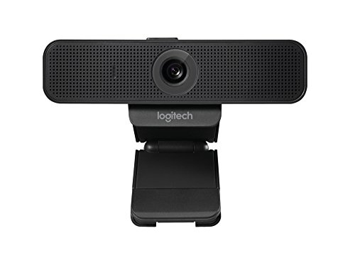 Logitech C925-e Webcam with HD Video and Built-In...