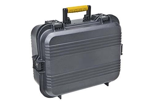 Plano 108031 AW XL Pistol/Accessories Case Black,Multi