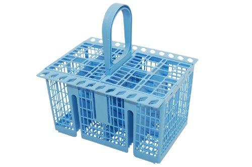 Indesit C00258627 Cestello per posate per lavastoviglie, blu