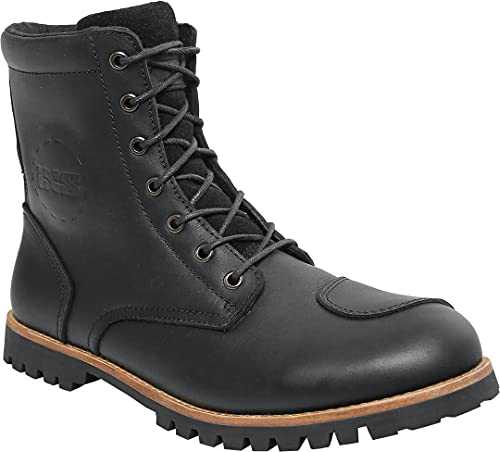 Classic Shoe Oiled Leather Black 44