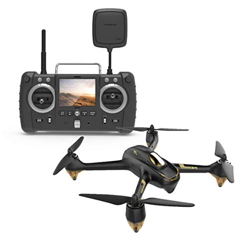 Hubsan H501S X4 GPS Drone 1080P Fotocamera HD 5.8 Ghz FPV 2.4 Ghz Trasmettitore quadricottero RC H906A Pro Versione