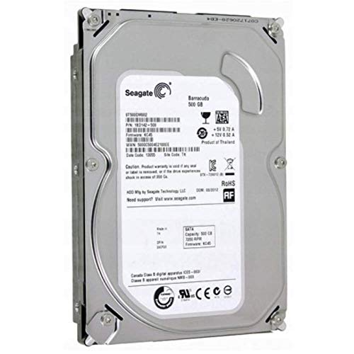 SEAGATE ST500DM002 Barracuda 7200.12 500GB 7200...