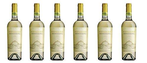6 bottiglie di Vermentino di gallura DOCG Funtanaliras ORO