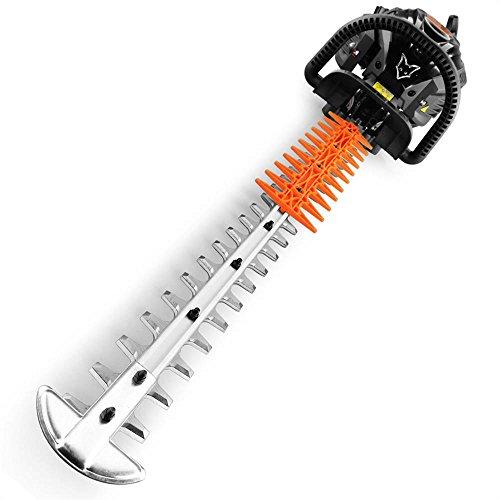 Fuxtec Benzin Heckenschere Profi FX-MHP126 mit XXL-Schwertlänge 800 mm Schwert...