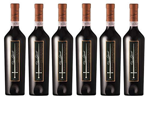- 6 BOTTIGLIE - Montefalco Sagrantino Duca Odoardo DOCG [ 6 Bottiglie da 750ml ]