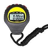 rongweiwang Grand écran électronique Chronomètre Professionnel Courir...