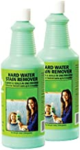 Bio Clean: Eco Friendly Hard Water Stain Remover (40oz Large)- Our Professional Cleaner..