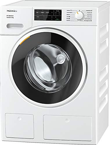 Miele WSG 663 XL TwinDos, Lavatrice Standard, A+++ -10%, 48 dB, 1400 rpm, Carico Frontale, 9 kg,...