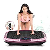 nimto Vibration Plate Exercise Machine Whole Body Workout Vibration Fitness Platform for Home Fitness & Weight...