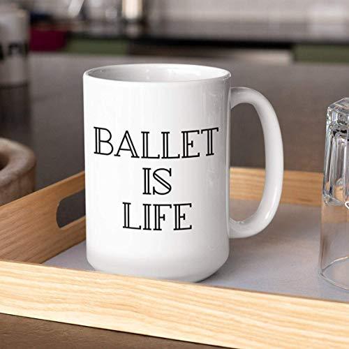 NA Regalo de Profesor de Ballet, Taza de té de café Ballet
