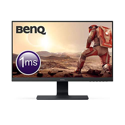 BenQ GL2580HM Monitor Gaming 24.5 Pollici FHD, 1080p 1ms, Eye care LED, HDMI, Speaker