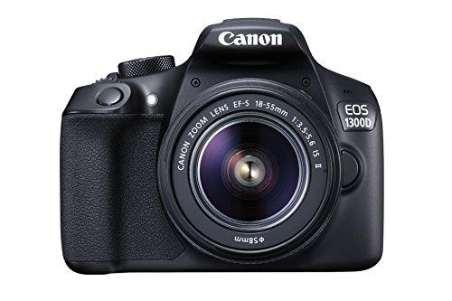 Canon EOS 1300D EF-S 18-55mm 18.7MP CMOS 5184 x...