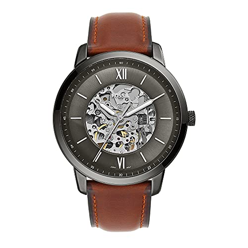 Fossil Neutra Analog Grey Dial Men's Watch-ME3161