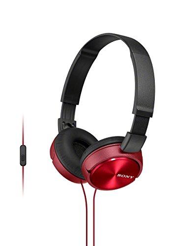 Sony MDRZX310AP/R On-ear Rojo