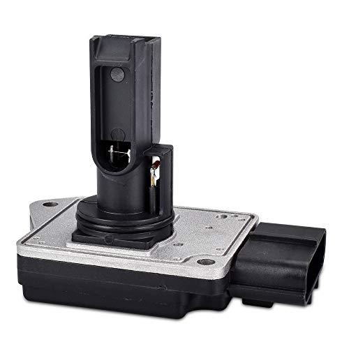 FAERSI Mass Air Flow Meter Sensor MAF 74-50011 XF2F12B579BA Replacement for Fo-rd Mercury Mazda 3.0L 3.8L, 2001-2004 Mustang, 2000-2004 Focus, 1999-2003 Explorer, 2001-2003 Ranger, 2001-2004 Tribute