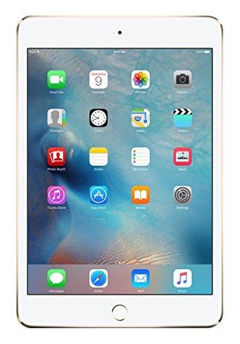 Apple iPad Mini 4 128GB Wi-Fi - Oro...