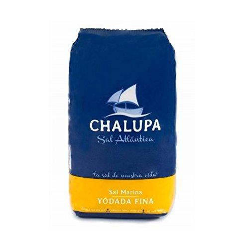 Sal Yodada Fina Chalupa 1kg