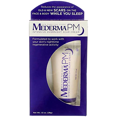 Mederma Pm Intensive Overnight Scar Cream, 30Ml Buy Packs And Save (Pack Of 3)