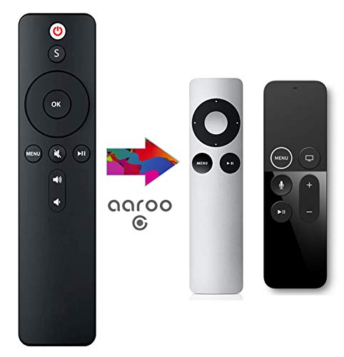 aarooGo Remote Control with TV Power and Volume/Mute Replaced for Samsung/Vizio/LG/Sharp for AP…