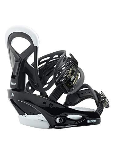 Burton Smalls, Attacchi da Snowboard Unisex Bambino, Black, L