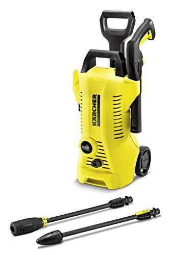 Kärcher Hochdruckreiniger K 2 Full Control (Druck: 20-110 bar, Fördermenge: 360 l/h, 2x Strahlrohr, Hochdruckpistole)