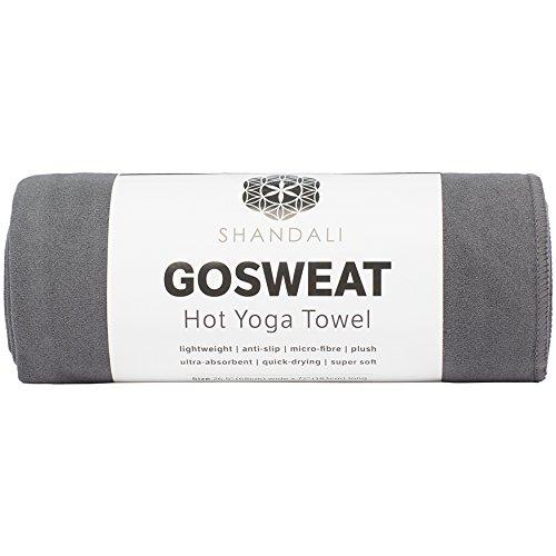 41UU FqrCgL - The 7 Best Yoga Towels for Surviving Sweaty Practices