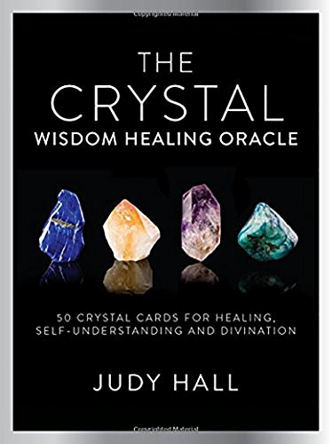 Crystal Wisdom Healing Oracle: 50 Oracle Cards for Healing,...