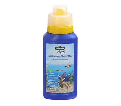 Dehner Aqua Aquarium Wasseraufbereiter, 250 ml, für ca. 1.000 l
