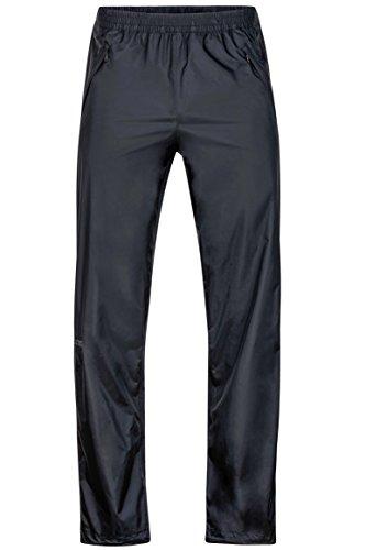 Marmot PreCip Full Zip Mens Pant, Black, Small