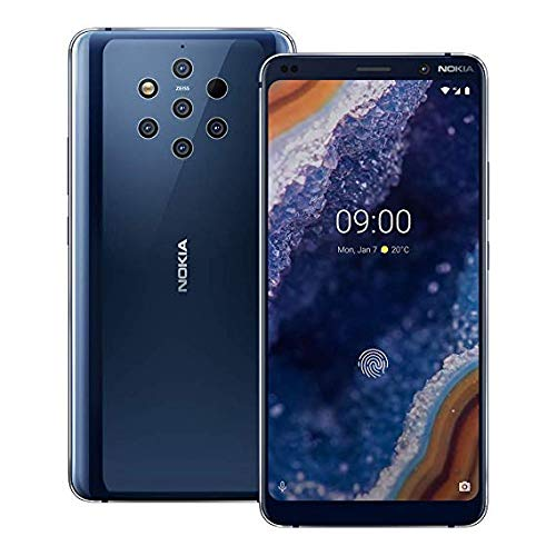Nokia 9 PureView (Blue, 6GB RAM | 128GB Storage) 1