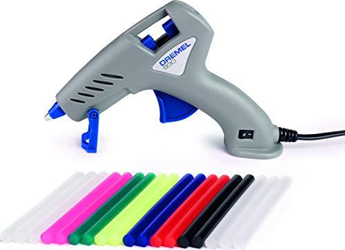 Dremel precisie lijmpistool 930   100-240 V   10 lijmstiften