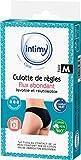 INTIMY Culotte de Règles Flux Abondant Taille M
