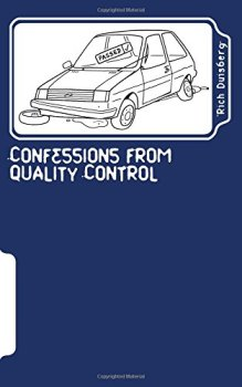 Confessions from quality control: Stories of bodges and balls-ups of car factories in the nineties
