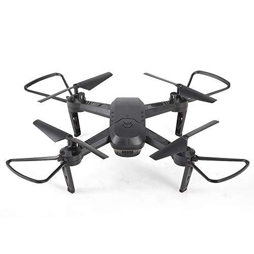 RC Giocattoli Hobby TYH TY-T6 WiFi FPV 2.0MP Wide Angle Camera RC Drone Quadcopter RTF Giochi e Giocattoli (Colore : Nero, Taglia : No Camera)