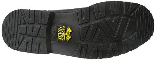 Georgia Men's GR270 Giant Romeo Work Shoe-M Steel Toe Boot, Black, 11.5 M US