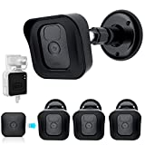 COOLWUFAN Wall Mount Bracket for All-New Blink Outdoor Camera, Weather Proof 360 Degree Protective...