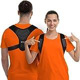 Corrector de Postura para Hombres y Mujeres, Órtesis para Parte Superior de Espalda para Soporte de...