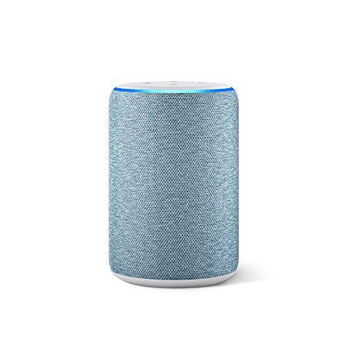 Echo (3rd Gen) - Smart speaker with Alexa - Twilight Blue