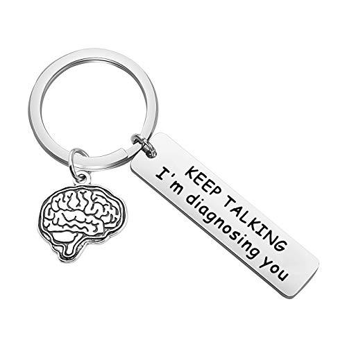 PLITI Psychotherapist Gift School Psychologist Gift...