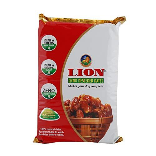 Lion Qyno Deseeded Dates, 500g