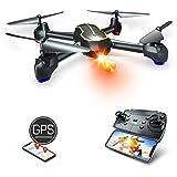 Asbww | Drone GPS con Telecamera Full HD 1080p per Bambini e...