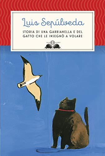 Storia di una gabbianella e del gatto che le insegn a volare