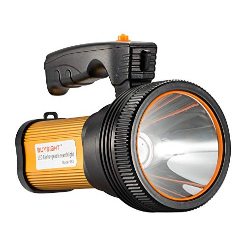 Bright Rechargeable Searchlight