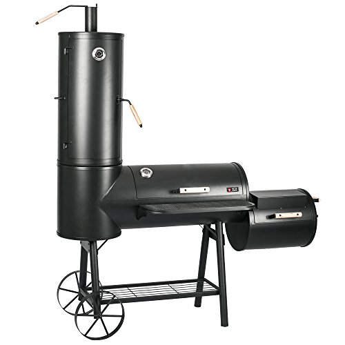 Mayer Barbecue RAUCHA Smoker MS-400 Master
