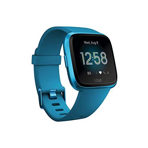 Fitbit Versa Lite - Reloj Deportivo Smartwatch, Adultos Unisex, Azul...