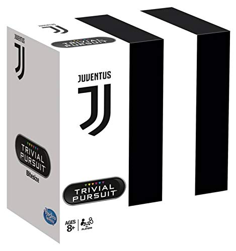 Winning Moves- Trivial Pursuit Juventus, Colore Colorato, 032353