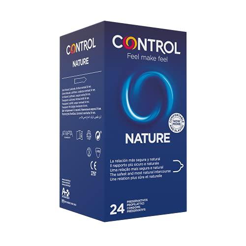 Control Nature Preservativi Classici - 24 Profilattici