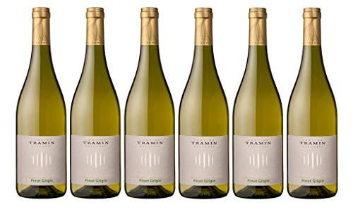 Confezione 6 bottiglie Pinot Grigio DOC Alto Adige | Cantina Tramin