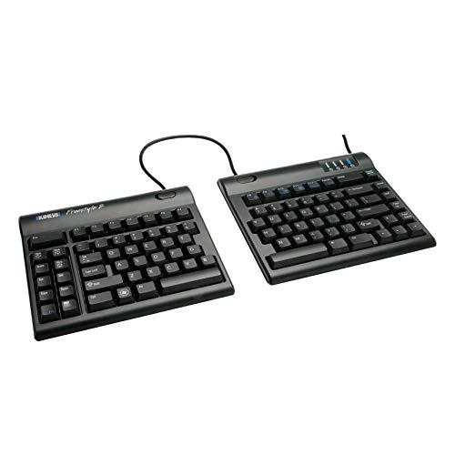 Kinesis Freestyle2 Ergonomic Keyboard for PC (9' or 20' Separation)...